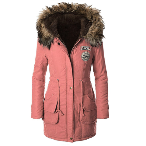 Women Winter Parka Jacket - Best Seller - Black Friday Special - Deal Ends Soon
