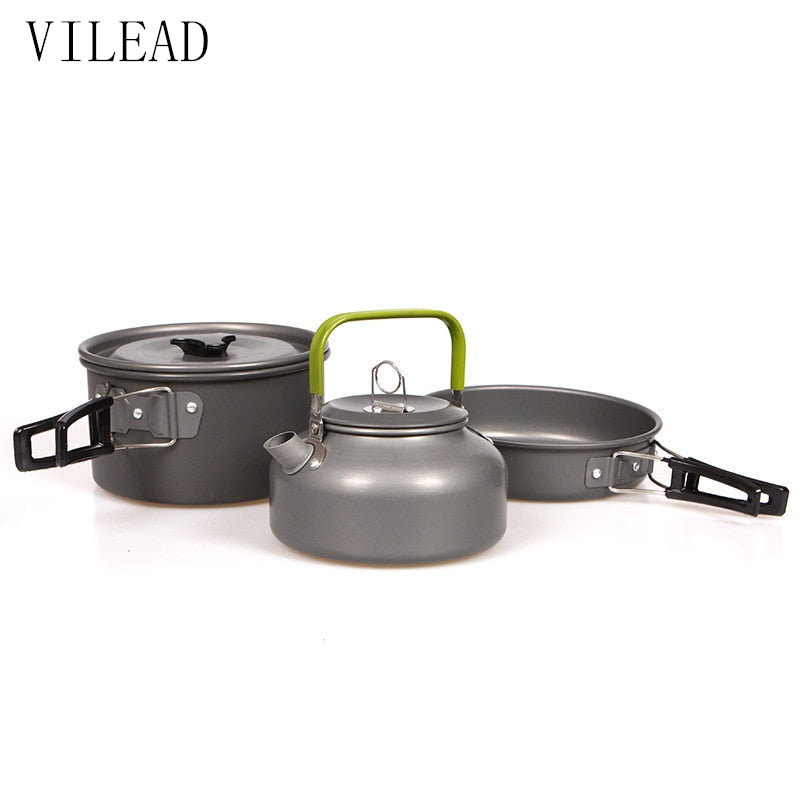 VILEAD Portable Camping Set