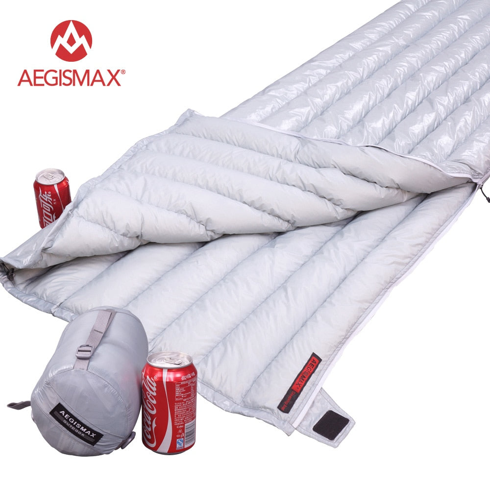 AEGISMAX Lengthened Sleeping Bag