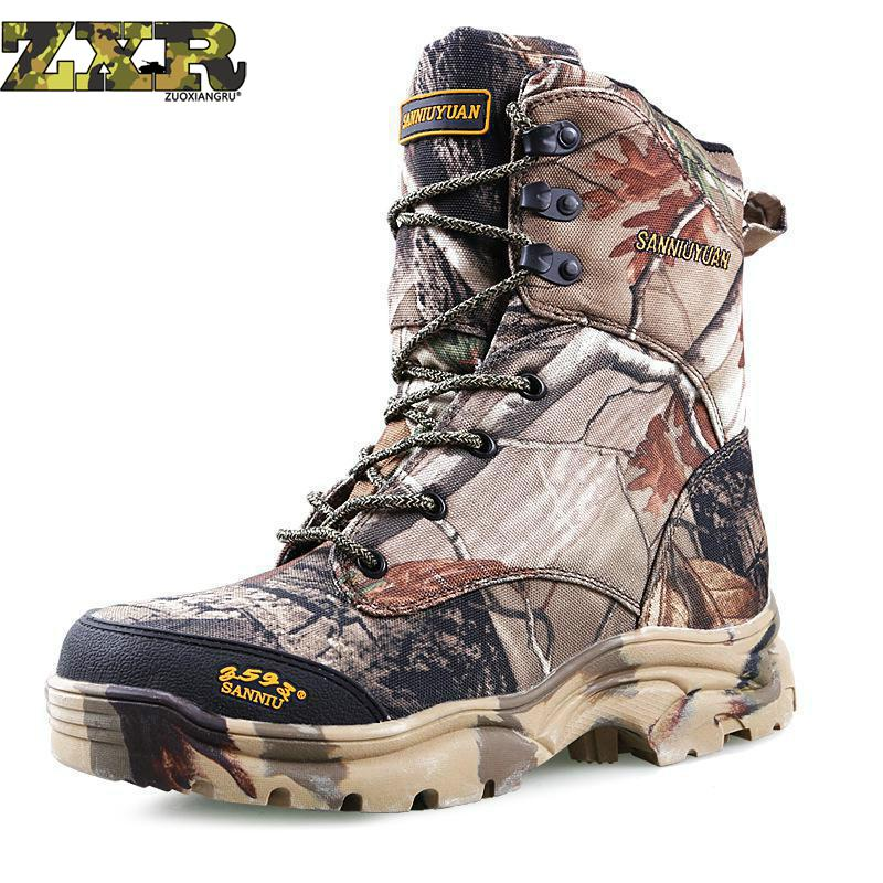 Tactical Camping Boots
