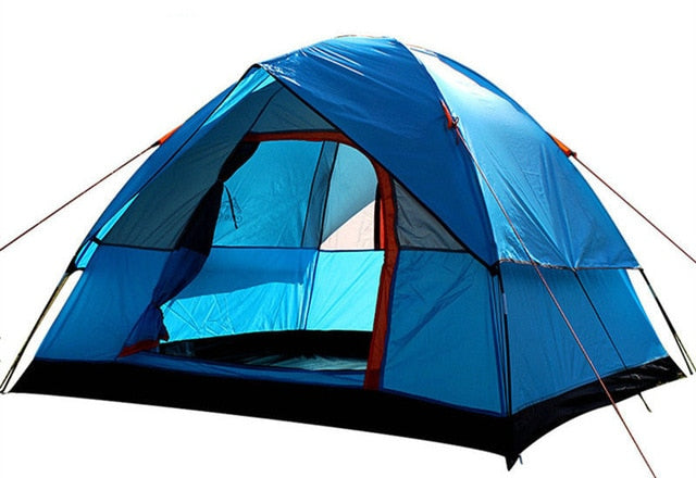 Double Layer Camping Tent
