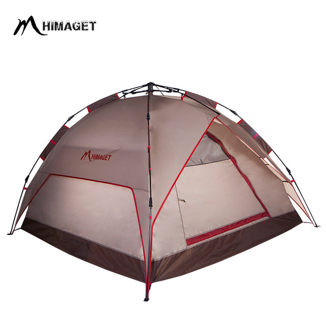 HIMAGET 3-4 Person Camping Tent