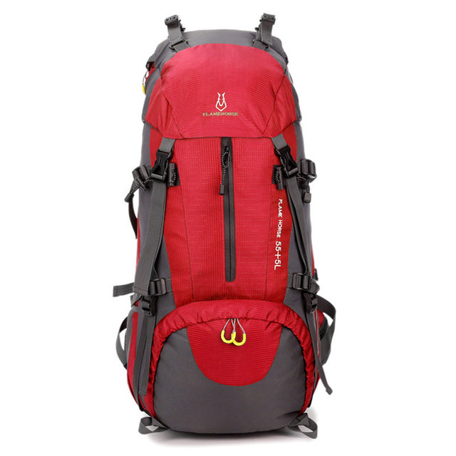 60L Large-Capacity Backpack