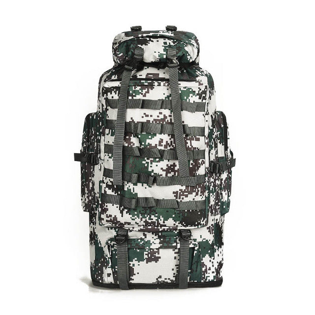 100L Military Molle Bag