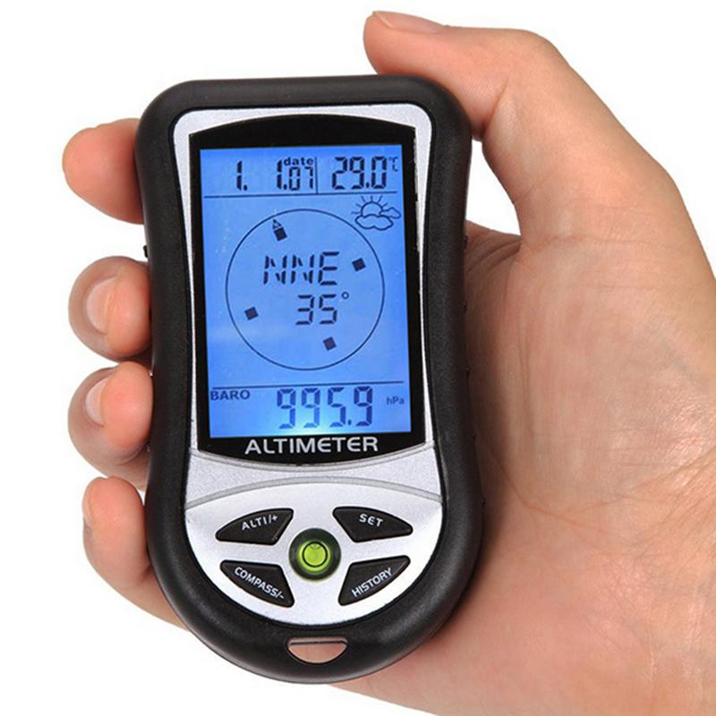 8 In 1 Handheld Electronic Navigation GPS