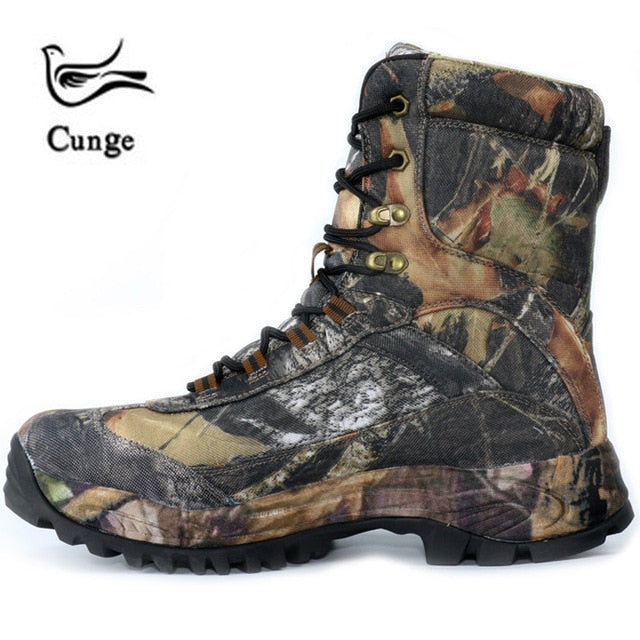 CUNGE Outdoor Tactical Boots