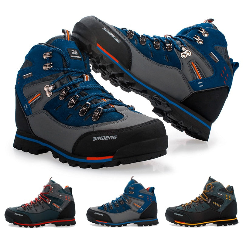 Men Breathable Outdoor Boots
