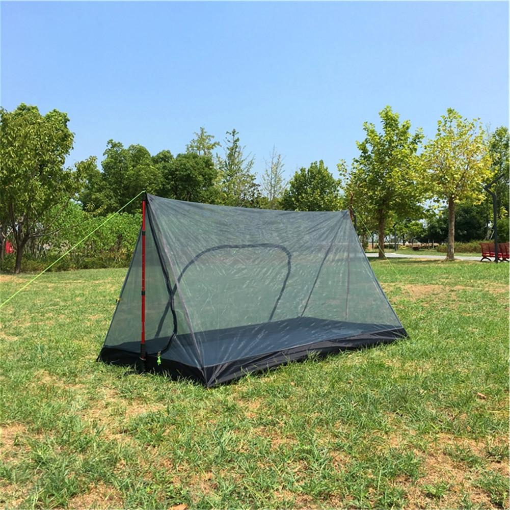 Portable A-shaped Camping Tent