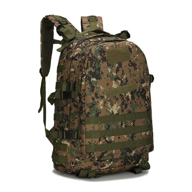 3D Military Tactical Backpack