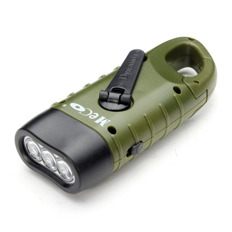 SGODDE Portable Outdoor Flashlight