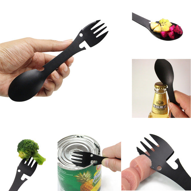 5 in 1 Outdoor Spork
