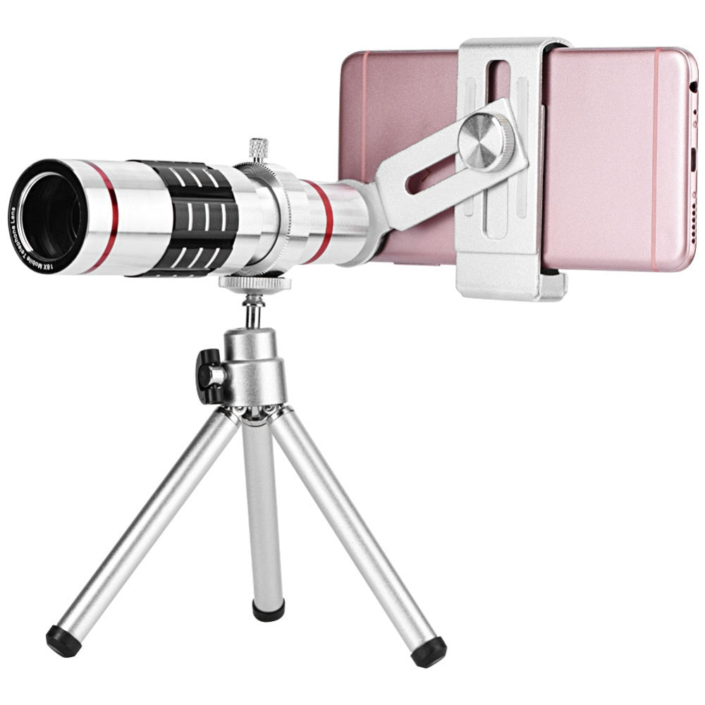 Optical Zoom For Smartphones