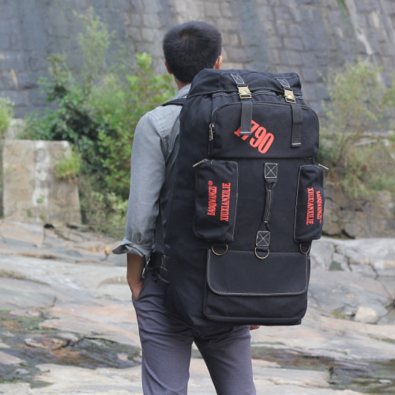 90L Capacity Large Outdoor Backpack