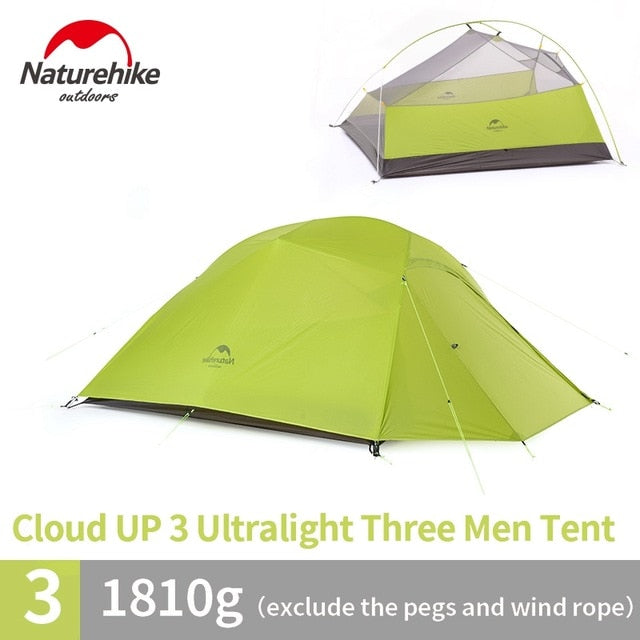 Naturehike Cloud Up Camping Tent