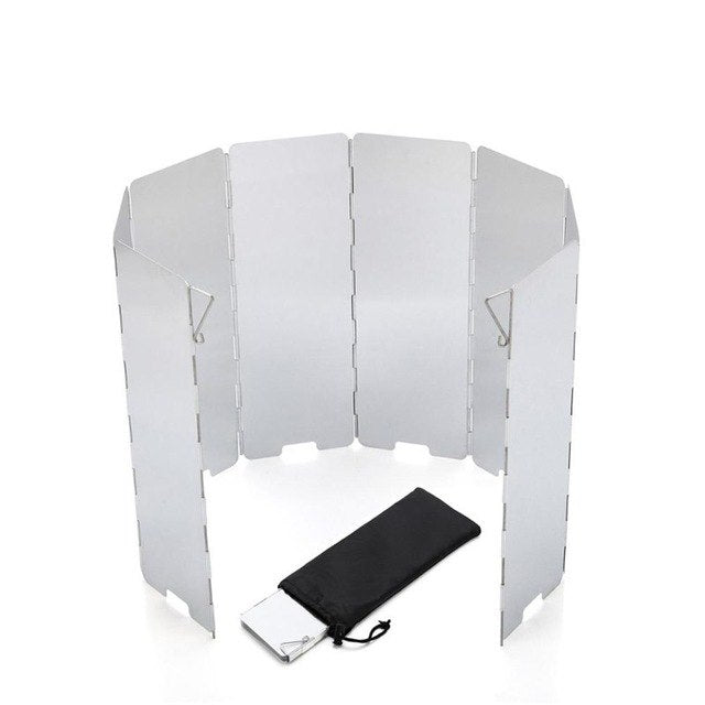 Outdoor Camping Wind Shield Screen