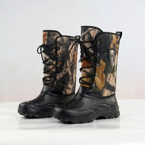 Mens Winter Outdoor Boots