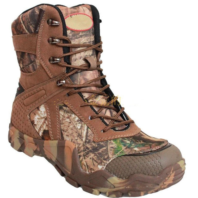 Tactical Bionic Camouflage Boots