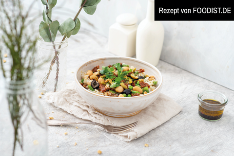 Rezept: Italian Rice Bowl
