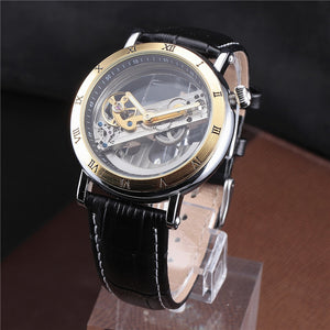 automatic skeleton watches online for men uk
