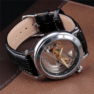 automatic skeleton watches for men online uk