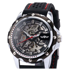 Load image into Gallery viewer, CHALLENGER - sports skeleton watch for men singapore - close up