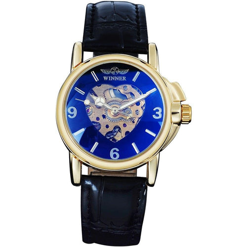skeleton mechanical watch for women singapore