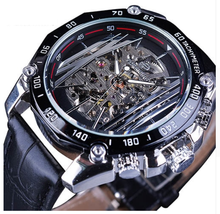 Load image into Gallery viewer, men's luxury watches online - skeleton watches