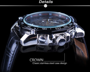 men's luxury watches online - mechanical watches - side view