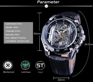 men's luxury watches online - mechanical watches - specifications