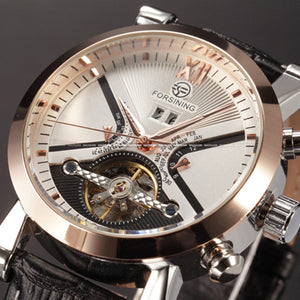 affordable rose gold tourbillion skeleton watch singapore