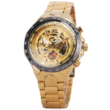 Load image into Gallery viewer, silver skeleton watch online singapore  - free delivery