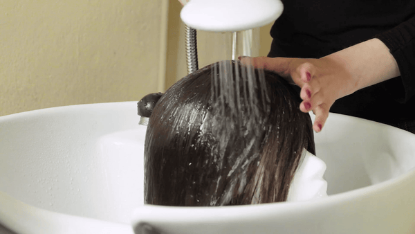 wash human hair lace wig before wearing