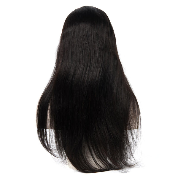 13x6 HD Lace Black Straight Wigs