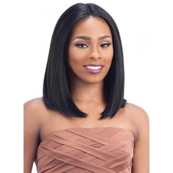 Middle Ratio Straight Bob Wigs-1