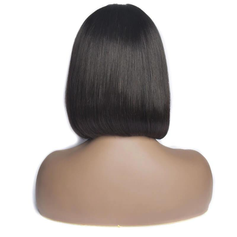 Middle Ratio Straight Bob Wigs