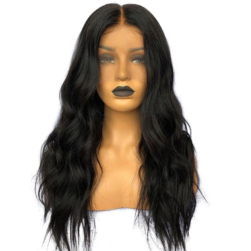 Pre-Plucked Silk Base Full Lace Wigs