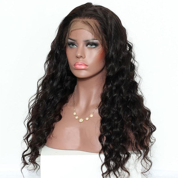 Silk Base Loose Wave Full Lace Wig-2