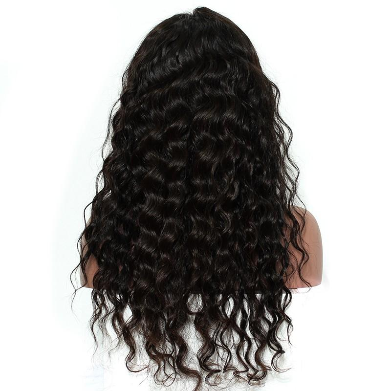 Silk Base Loose Wave Full Lace Wig-3