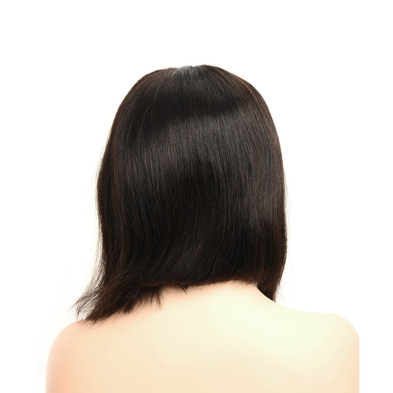 black wigs with bangs back side