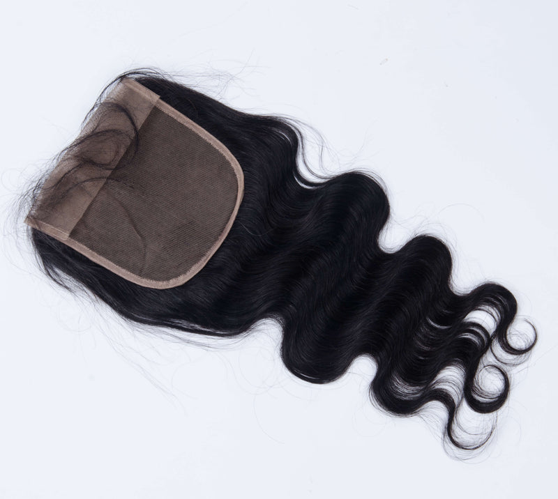 Body Wave Remy Human Hair 4x4 Lace Closure