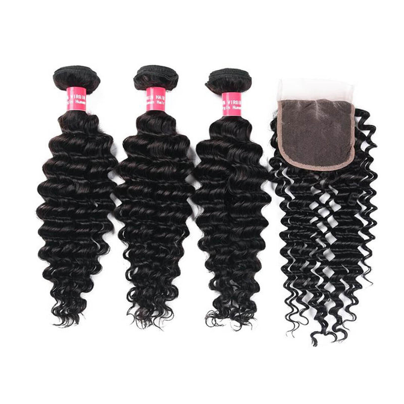 30% Off Pack Sale | Bundles with Lace Closure