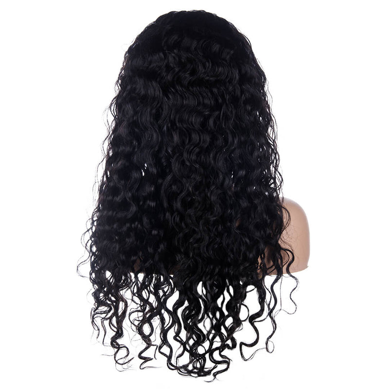 Natural Wave Full Lace Wig Human Hair | Sublime