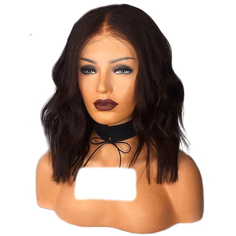 Natural Wave Silk Base Full Lace Wigs