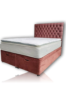 Chesterfield ottman Bed