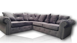 ASHWIN CORNER SOFA BED