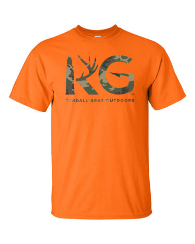 KG Orange Predator T-Shirt