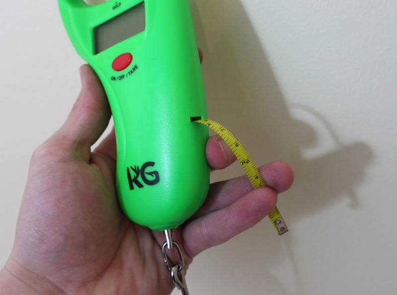 KG Fishing Scale!
