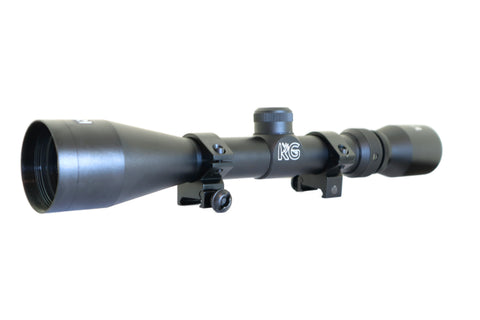 KG Rimfire Elite Scope!