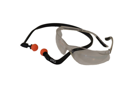 KG Shooting Safety Kit (Glasses & Ear protection)
