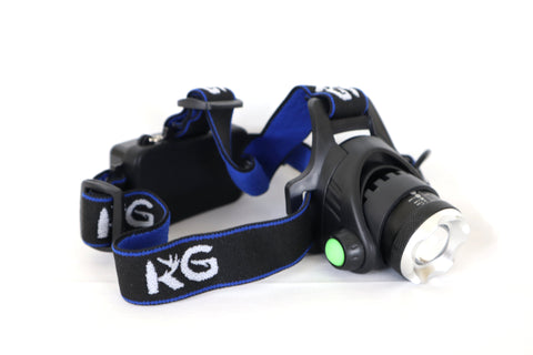 KG Adjustable Beam Headlamp